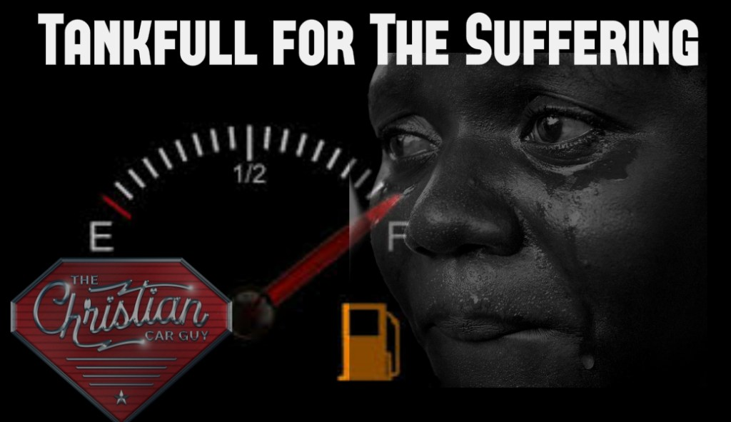 Tankfull For The Suffering