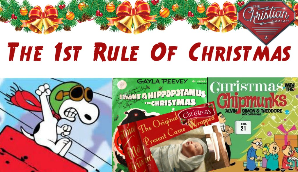 The First Rule Of Christmas