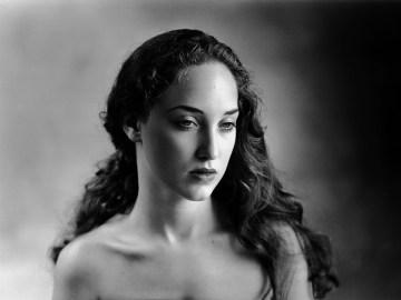 portrait Boticelli par Christian Coigny