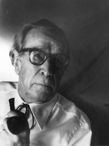 georges simenon portrait by christian coigny