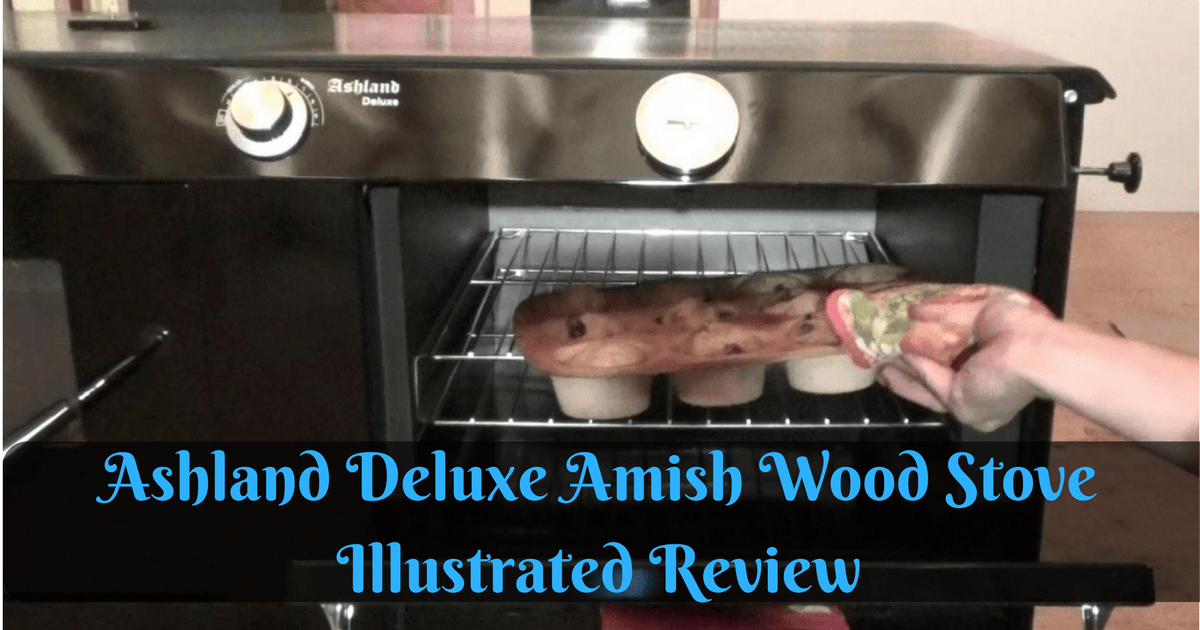 Ashland Deluxe Amish Wood Stove Illustrated Review