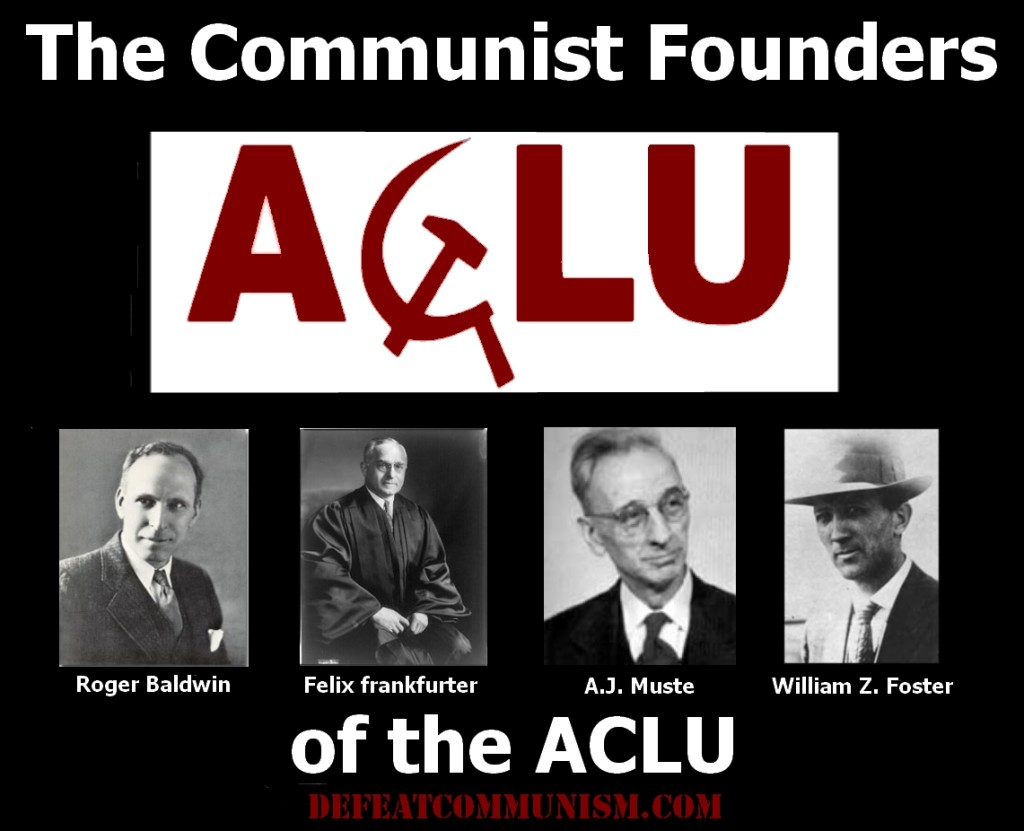 ACLU's Communist Founders