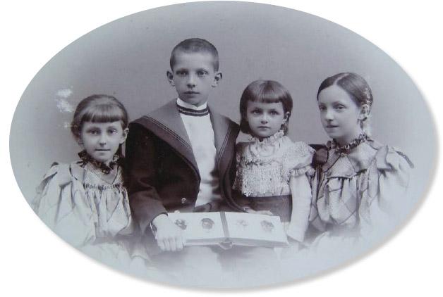 Private Bücher / Familienchroniken / Biografien