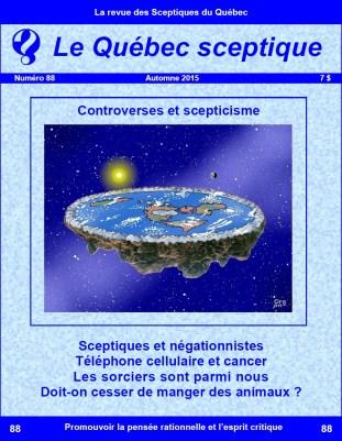 Quebec Sceptiques 88 Automne 2015