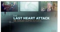 the last heart attack la derniere crise de coeur bill clinton vegan cnn