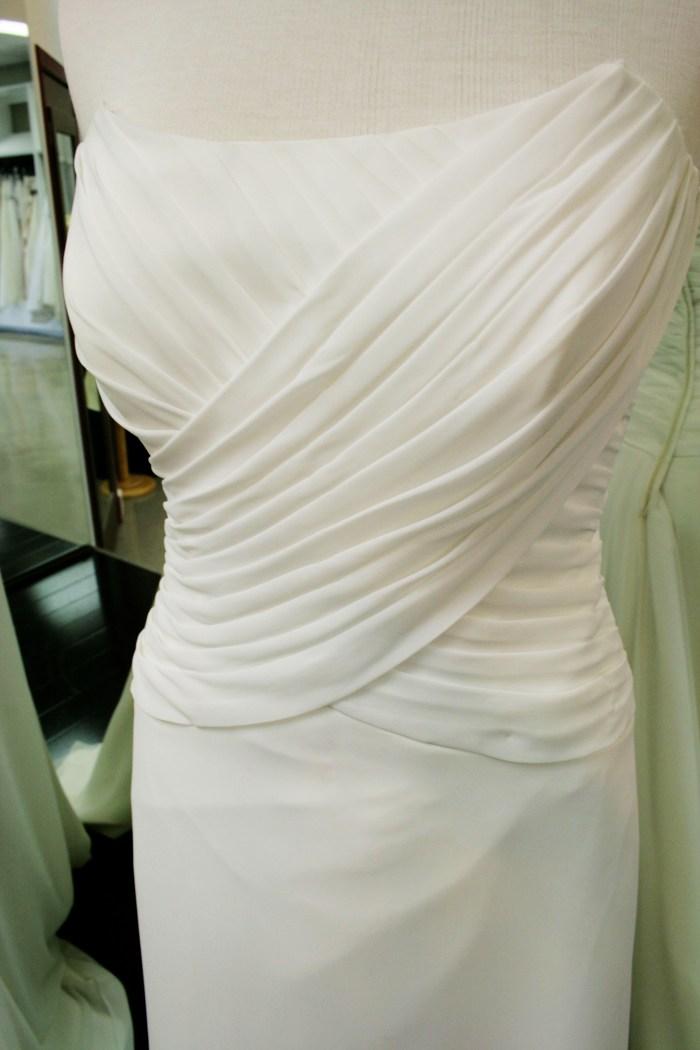 Charlotte: Drapped Wedding Dresses Four