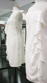 Clarisse, wedding dress in Ottawa in a size 6. Price: $125