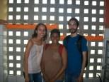 Projeto de Educação Ambiental elaborado por alunos da graduação em Biologia (Tatiane, Flaviane e Filipe)
