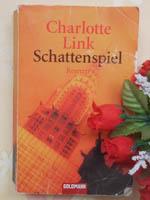 Buchcover des Thriller und Kriminalroman Schattenspiel von Charlotte Link