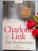 Buchcover des Kriminalromans und Thriller Der Beobachter