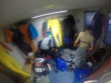 Cramped in Lahti