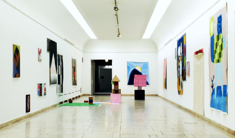 Ausstellungsansicht Schulz Stübnerpreis