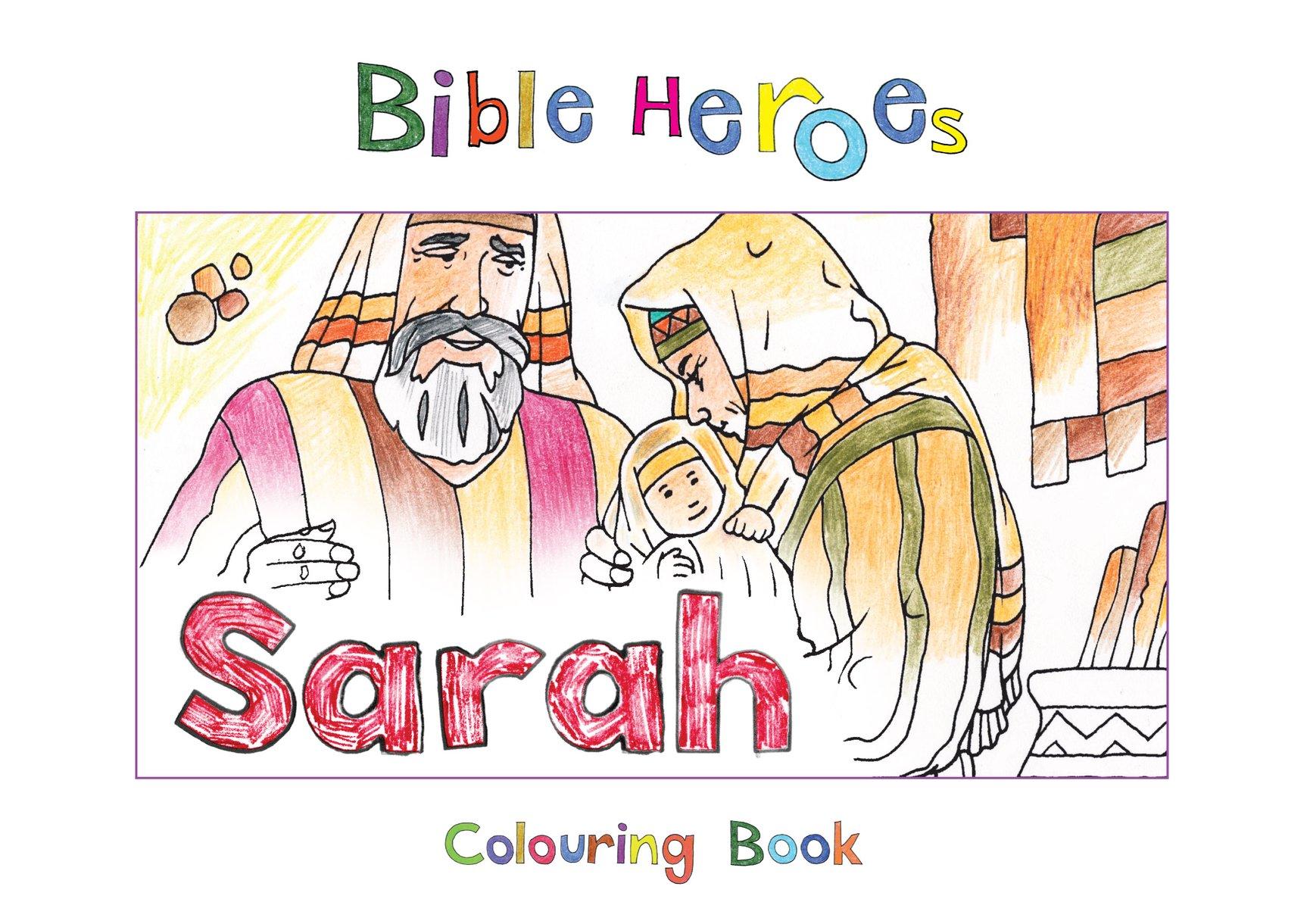 Bible Heroes Sarah By Carine Mackenzie