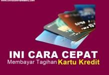 cara membayar taighan kartu kredit