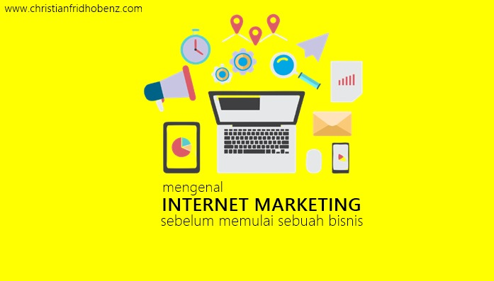 mengenal internet marketing
