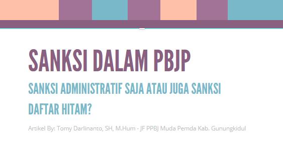Artikel By Tomy Darlinanto Sh M.hum