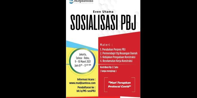 sosialisasi pbj ms