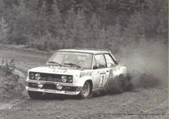 "Rallye ""Criterium Molson"" Montreals, Canada 2. Sieg WM-Lauf"