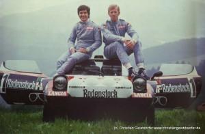 1978 - Einsätze in D; Lancia Stratos
