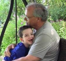 I am a Grandparent of a  Special Needs Child