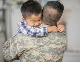 Reflections from a Military Grandmother