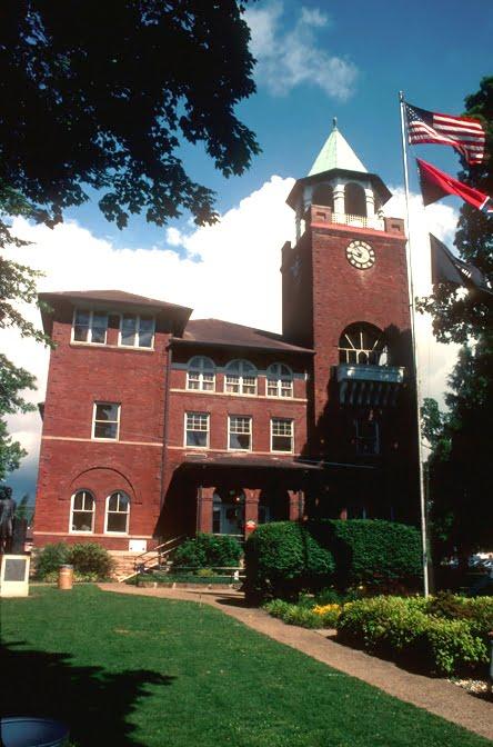 Rhea county courthouse usda
