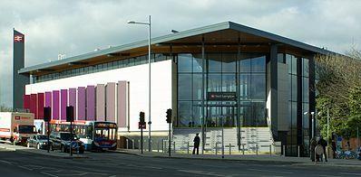 New Northampton station 2015