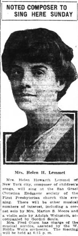 Helen Lemmel