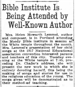Oregon Daily Journal, November 20 1920