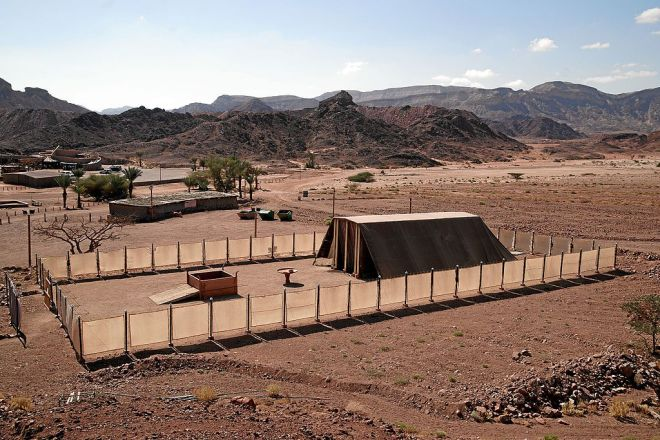 Timna park tabernacle a 768x512