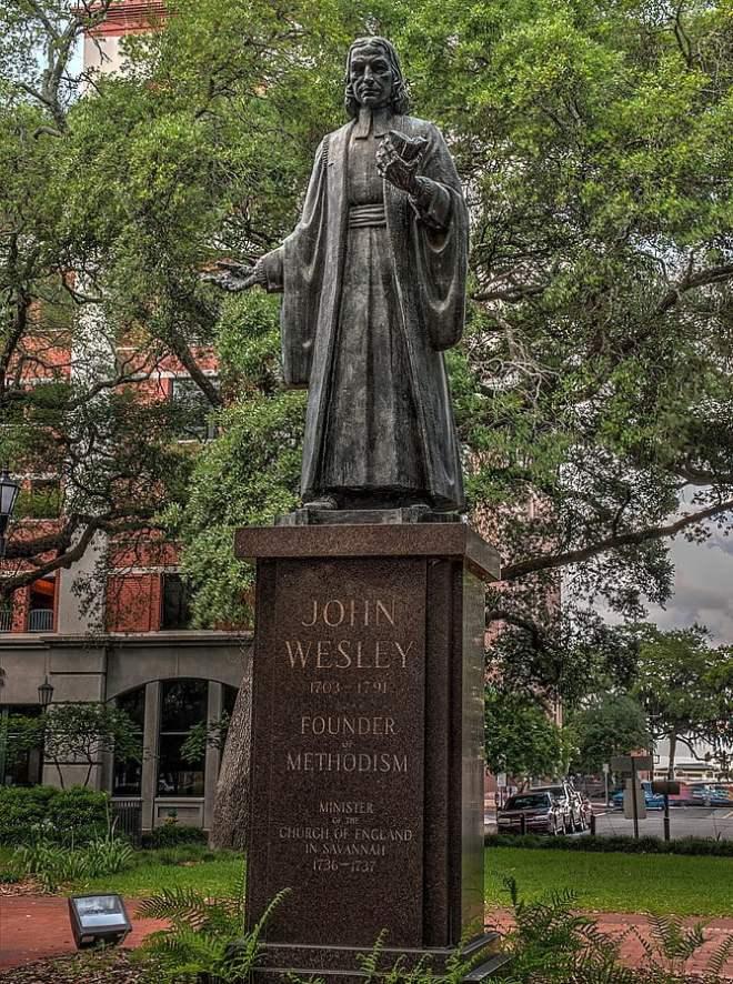 669px 15 17 040 John Wesley Statue   panoramio