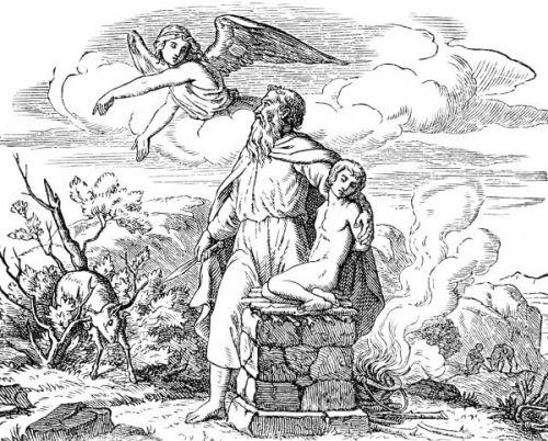 Abraham and Isaac - Image 9