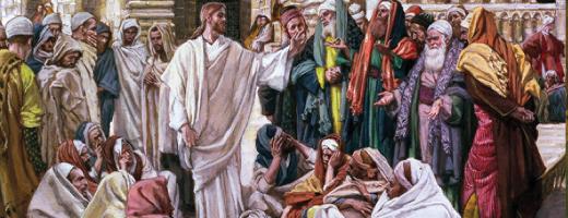 Image result for jesus debating