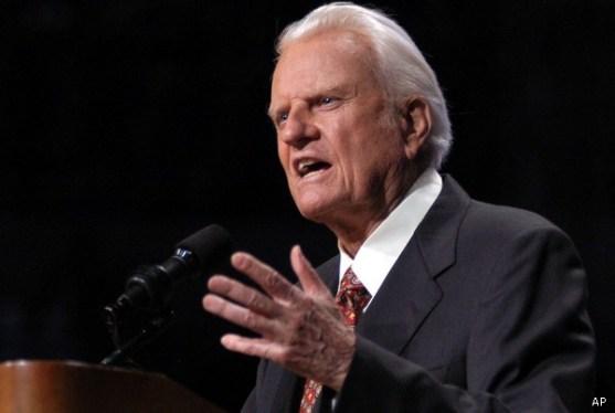 Billy Graham Testimony