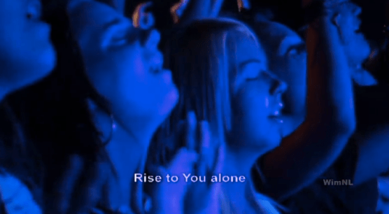 You Hold Me Now Worship And Praise Song From Hillsong Featuring Jad Gillies Leader This Is Featured On Faith Hope Love DVD CD 2009