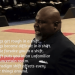 TD Jakes Power of paradigm shift