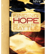 NIV Finding Hope Beyond the Battle Bible