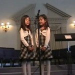 Amazing Grace 7 Year Old Twins