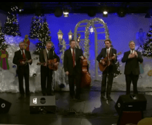 Primitive Quartet and Archie Watkins & Smoky Mountain Reunion