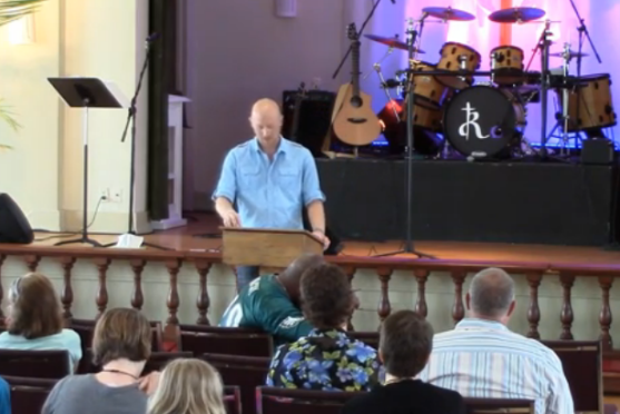 Hot Cold or Lukewarm Christians Sermon by Miles Dissinger
