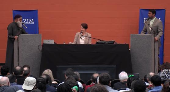 Tawhid or Trinity Dr. Shabir Ally and Dr. Nabeel Qureshi Debate