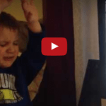 This Young Boy Intense Worship Singing Along 10,000 Reasons by Matt Redman!