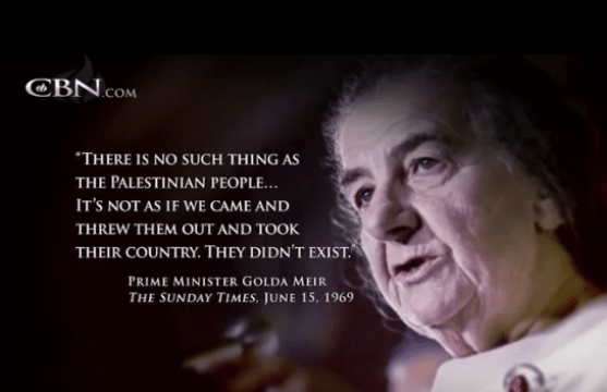 Who are the Palestinians A CBN Video Documentary