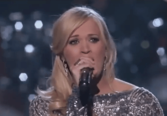 Carrie underwood How Great Thou Art