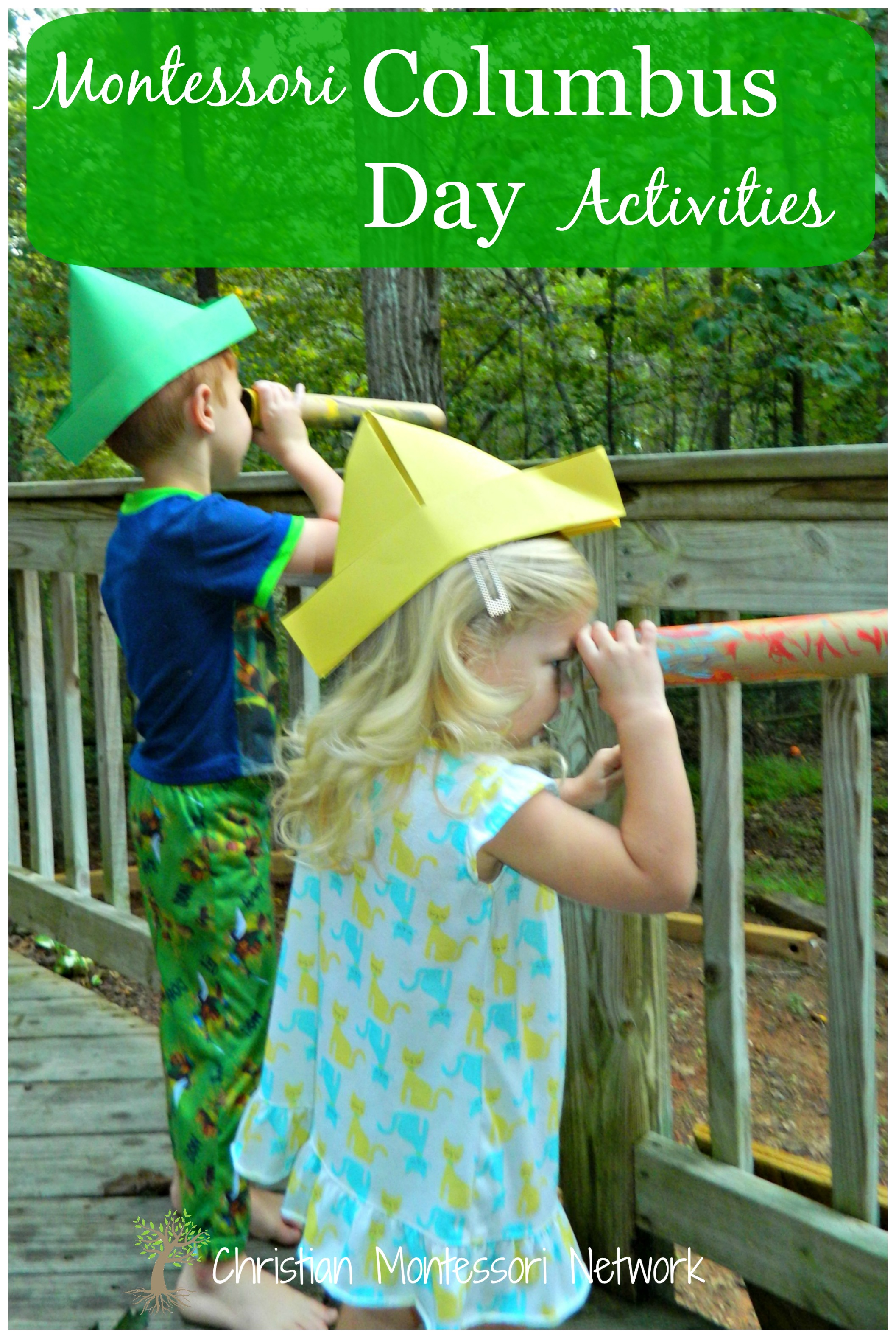 Montessori Columbus Day Activities
