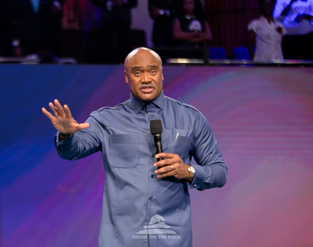 Paul Adefarasin, The Spirit Life Conference