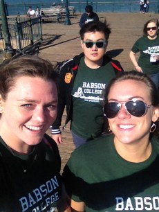Babson SF city scavenger hunt