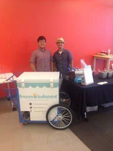 Free ice cream at Fastly!