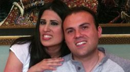 Saeed and Negmeh Abedini