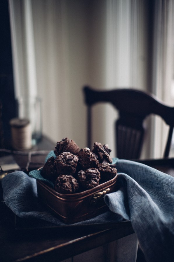 Chocolate Espresso muffins | Photography & Styling by Christiannkoepke.com-13